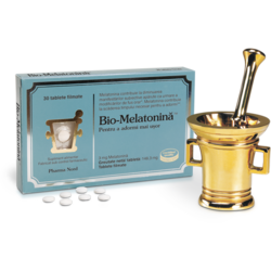 Bio Melatonina 3mg 30tb