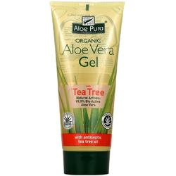 Gel Cu Aloe Vera Si Ulei Din Arbore De Ceai (Tea Tree) 200ml OPTIMA