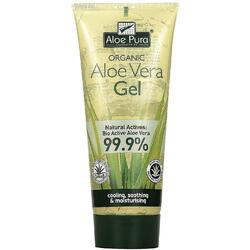 Gel Cu Aloe Vera 99.9% 200ml OPTIMA
