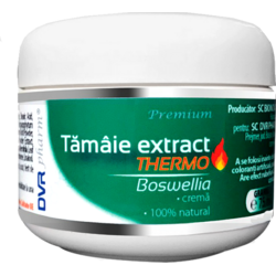 Crema Tamaie Extract THERMO (Boswellia) 75ml DVR PHARM