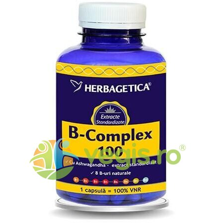 B Complex 100 120Cps