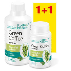 Green Coffee Extract 120cps+60cps Gratis ROTTA NATURA
