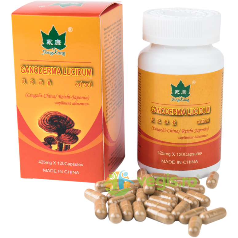 Ganoderma 425mg 120cps