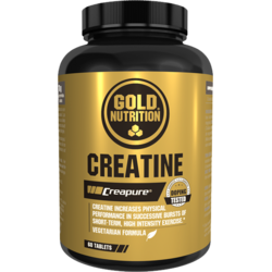 Creatine 1000mg 60cps GOLD NUTRITION