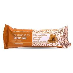 Woman Collection Baton Low Carb cu Caramel 40g