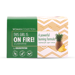 Woman Collection On Fire L-Carnitine cu Ananas 15dz