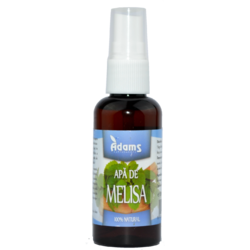 Apa de Melisa 50ml ADAMS VISION