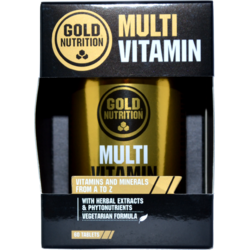 Multi Vitamin 60tb GOLD NUTRITION
