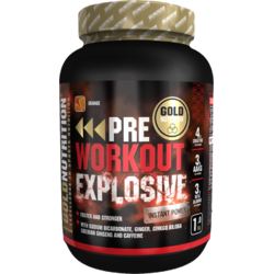 Pre-Workout Explosive 1kg GOLD NUTRITION