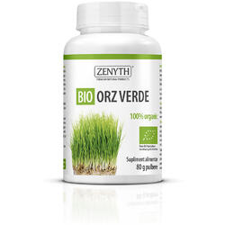 Orz Verde Pulbere Ecologic/Bio 80g