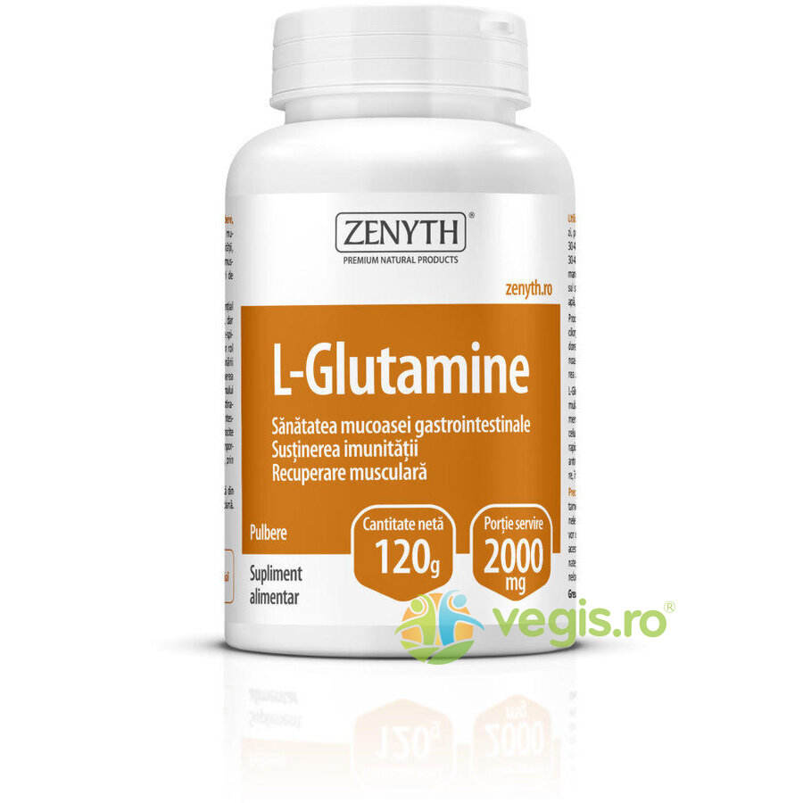 L-Glutamine Pulbere 120g thumbnail