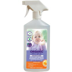 Spray pentru Geamuri si Oglinzi Ecologic/Bio 500ml ORGANIC PEOPLE