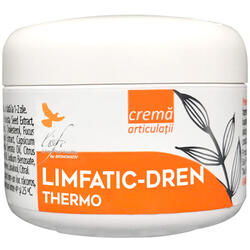 Crema Limfatic Dren THERMO 75ml BIONOVATIV