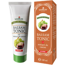 Balsam Tonic cu Extract de Castan 100ml