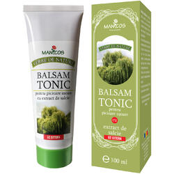 Balsam Tonic cu Extract de Salcie 100ml