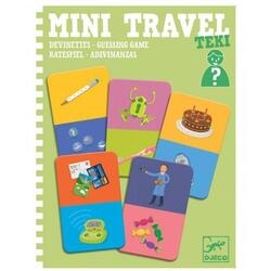 Mini Travel, Teki. Devinettes. Joc de deductie