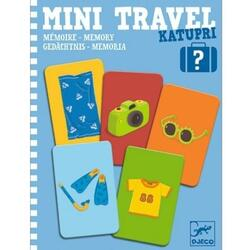 Mini Travel, Katupri: Memoire. Joc de memorie
