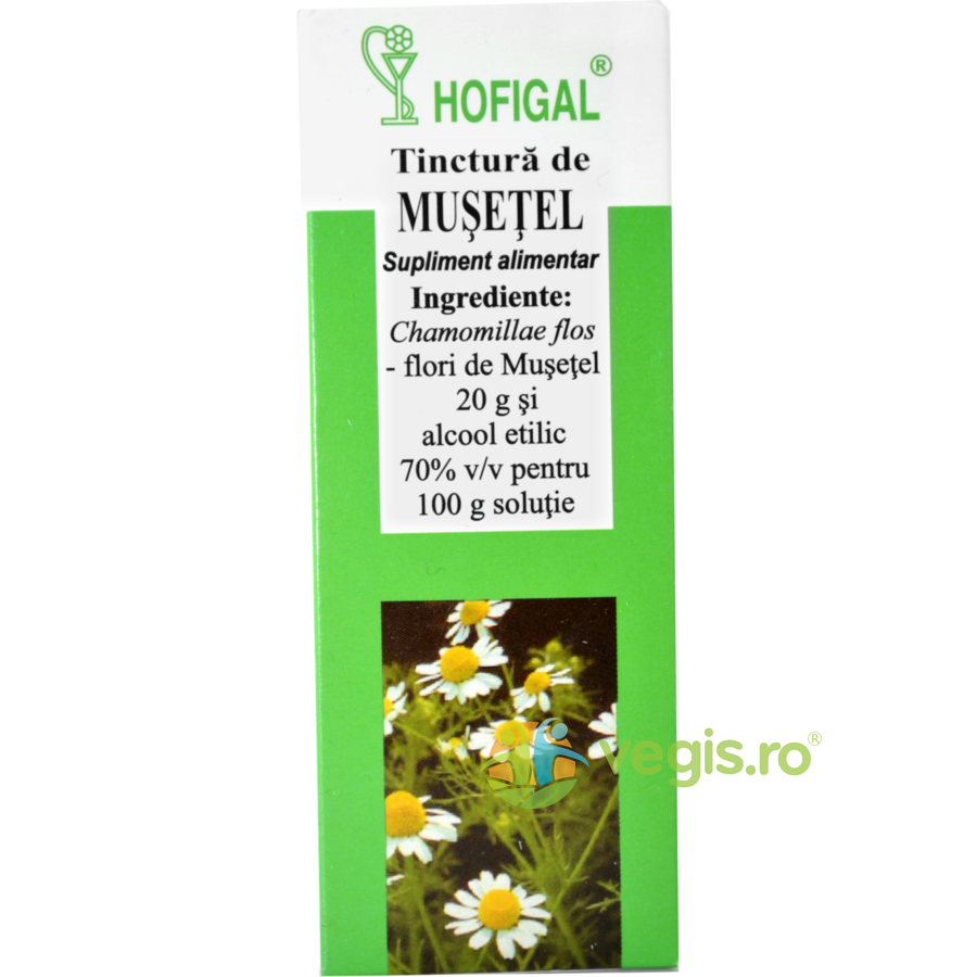 HOFIGAL Tinctura de Musetel 50ml