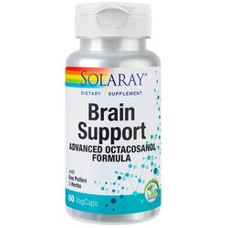 Brain Suport 60cps SOLARAY