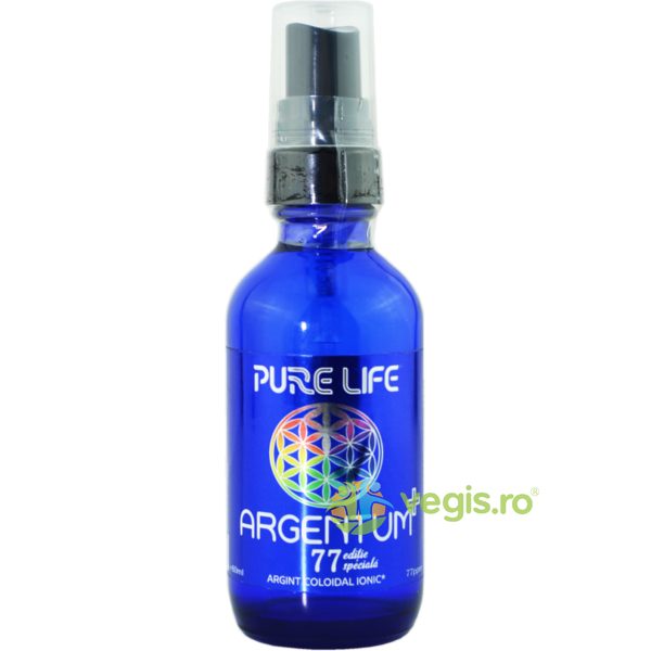 Argentum Special 77 ppm 60ml PURE LIFE