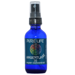 Argentum+ Super Concentrat  30ppm 60ml PURE LIFE