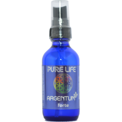 Argentum FORTE 20ppm 60ml PURE LIFE