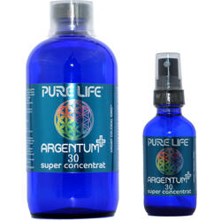 Argentum+ Super Concentrat 30ppm (480ml+60ml)-Pachet PURE LIFE