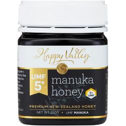 Miere de Manuka Premium UMF +5 250g HAPPY VALLEY