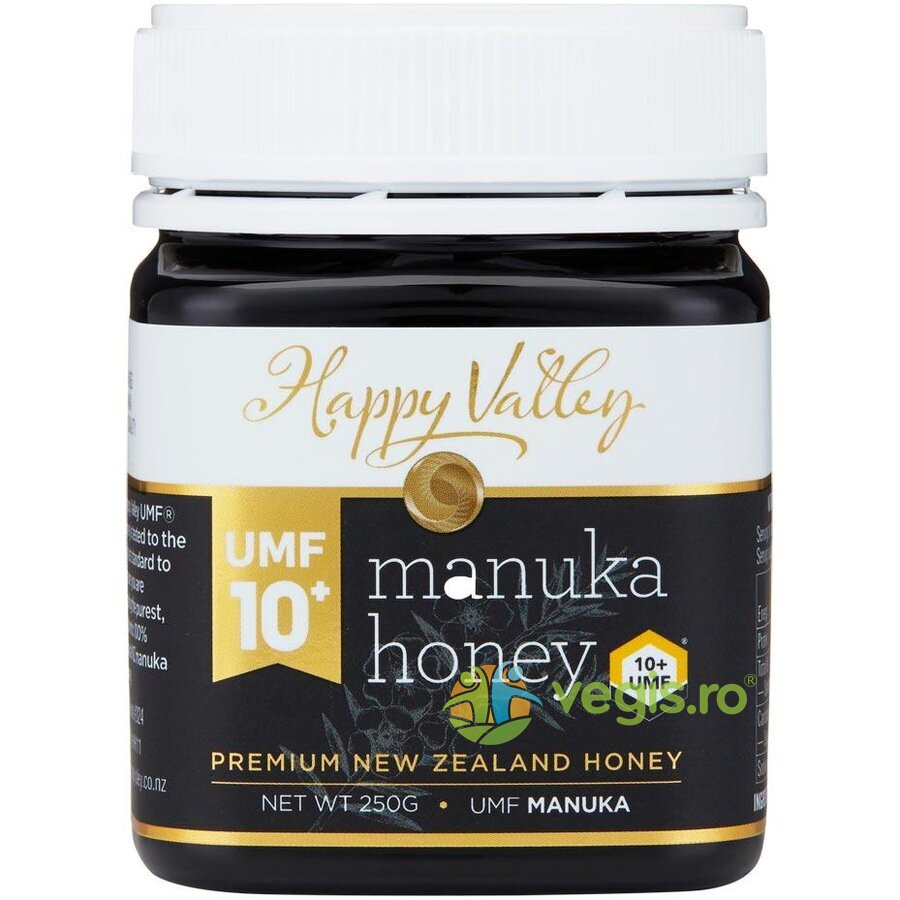 HAPPY VALLEY Miere de Manuka Premium UMF +10 250g