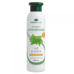 Sampon Antimatreata Sulf,Urzica 250ml COSMETIC PLANT