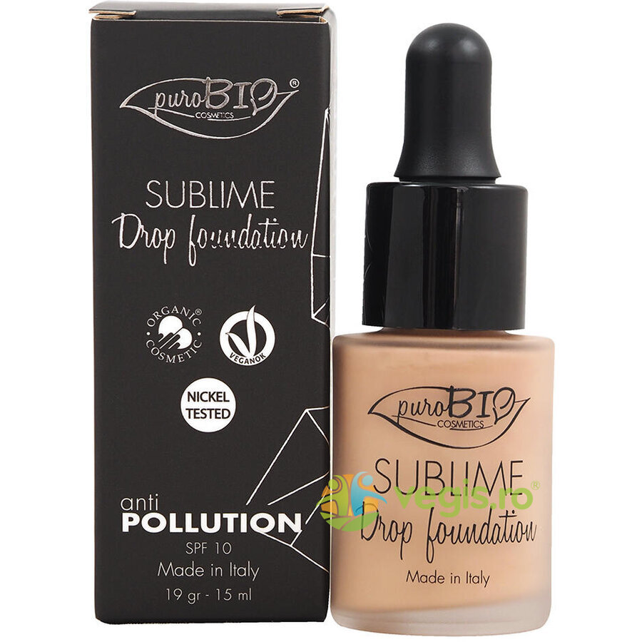 Fond de Ten Sublime Drop Foundation n.03 15ml