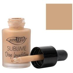 Fond de Ten Sublime Drop Foundation n.03 15ml PUROBIO COSMETICS