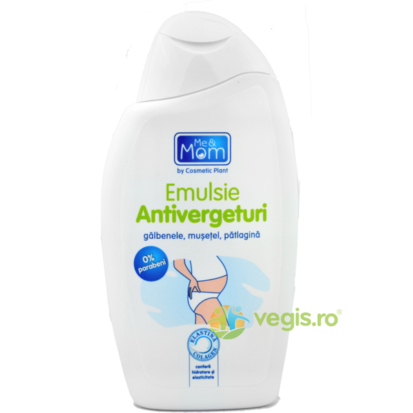 Emulsie Antivergeturi Me&Mom 200ml COSMETIC PLANT