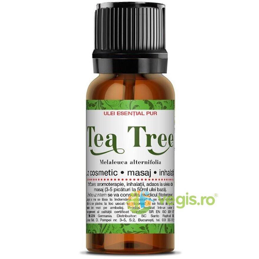 SANTO RAPHAEL Ulei Esential de Tea Tree 10ml