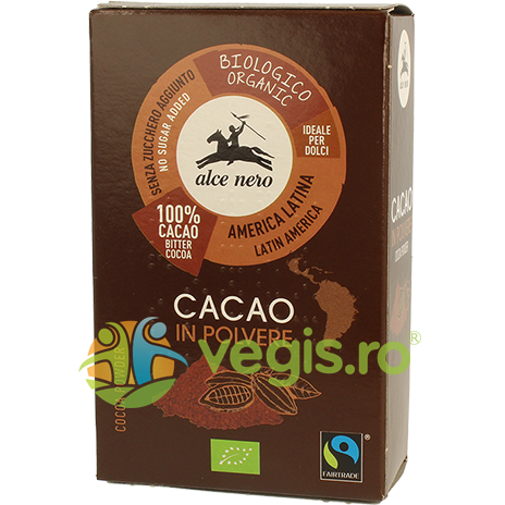 Cacao Pudra Ecologica/Bio 75g thumbnail