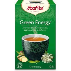Ceai Green Energy Ecologic/Bio 17dz YOGI TEA