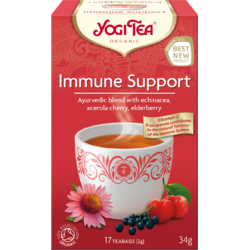 Ceai Imunitate (Immune Support) Ecologic/Bio 17dz 34g YOGI TEA