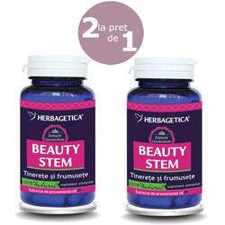 Pachet Beauty Stem 60Cps+60Cps