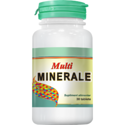 Multiminerale 30tb COSMOPHARM