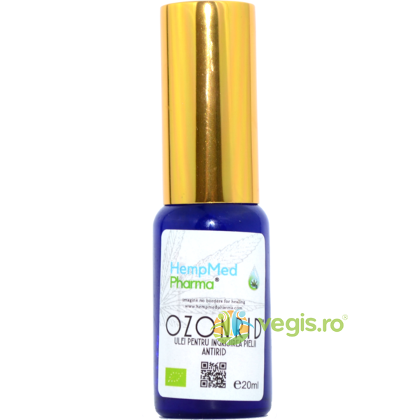 Ulei Antirid Ozonrid Ecologic/Bio 20ml HEMPMED PHARMA