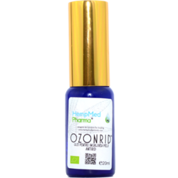 Ulei Antirid Ozonrid 20ml HEMPMED PHARMA