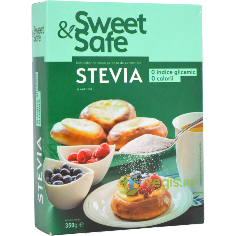 SLY NUTRITIA Indulcitor Natural Sweet&Safe 350g