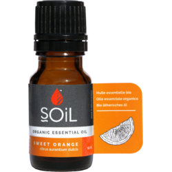 Ulei Esential de Portocala (Orange) Ecologic/Bio 10ml SOiL