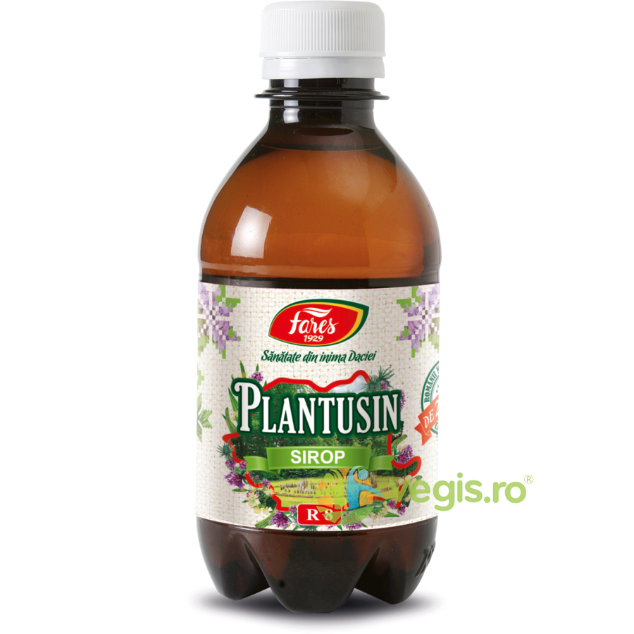 Sirop tuse - Plantusin (R8) 250ml