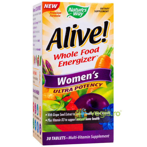 Alive Women's Ultra 30tb NATURE'S  WAY