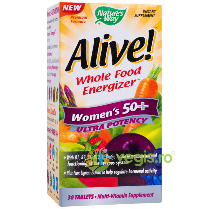 NATURES  WAY Alive Women's 50+ Ultra 30tb