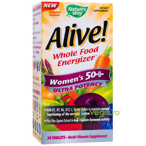 Alive Women's 50+ Ultra 30tb NATURE'S  WAY