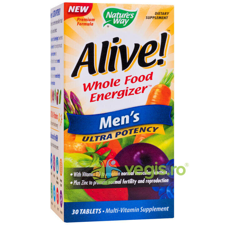 NATURES  WAY Alive Men's Ultra 30tb