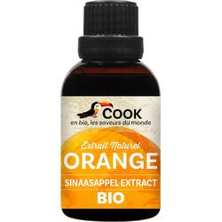 Extract de Portocale Ecologic/Bio 50ml COOK
