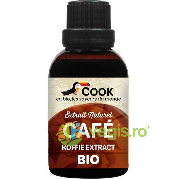 Extract de Cafea Ecologic/Bio 50ml